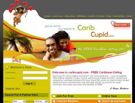 Сайт для легкого знакомства